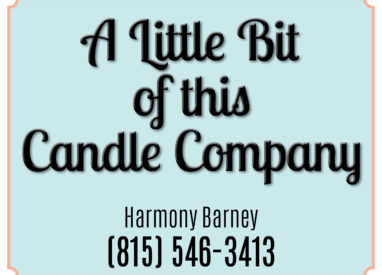 A Little Bit of This Candle Company Poster