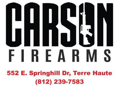 Carson Firearms' Poster
