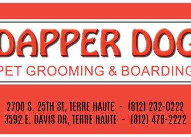Dapper Dog Poster