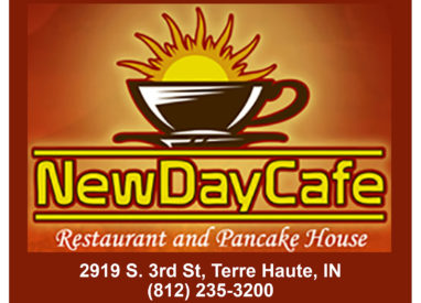 New Day Cafe Poster