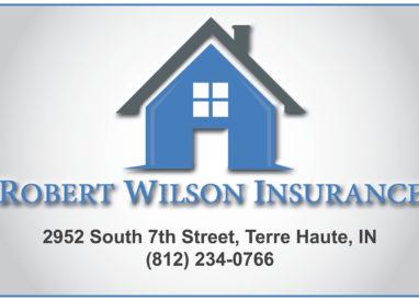 Robert Wilson Insurance Poster