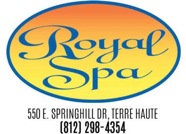 Royal Spa Poster